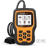 AUTOPHIX Code Reader Car Diagnostic Tool OM129 OBD2 Scanner for Engine Fault Code Readers Car Code Scanner with Battery Test
