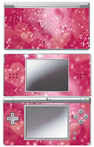 Mightyskins Protective Vinyl Skin Decal Cover Sticker for Nintendo DS Lite - Pink (Nintendo Ds Skin)