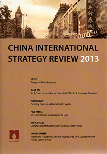 China International Strategy Review 2013