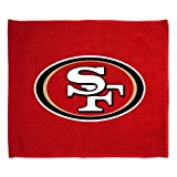 "NFL San Francisco 49ers A7573912 Rally Towels, 15"" x 18"""