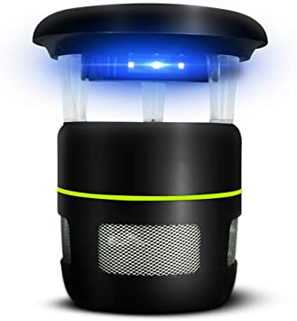 Lámpara LED Mata Inséctos UV