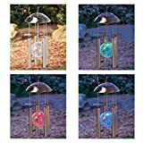 AGPtek® Solar Powered Color Changing Glass Ball Wind - Best Reviews Guide