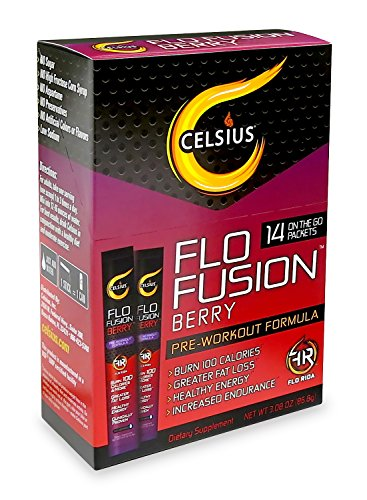 Celsius Berry 14ct Packets Ounces product image