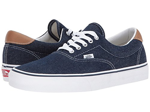 Vans Jurk Blues / Chipmunk Herenmode-sneakers Vn0a38fsqqj_7.5 - Jurk Blues / Chipmunk