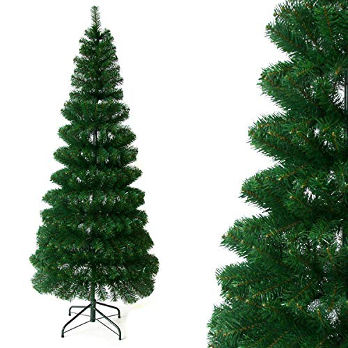 Costco Online Christmas Trees: ANSIO Pull Up/Pop Up Christmas Tree Artificial 6 Ft Space