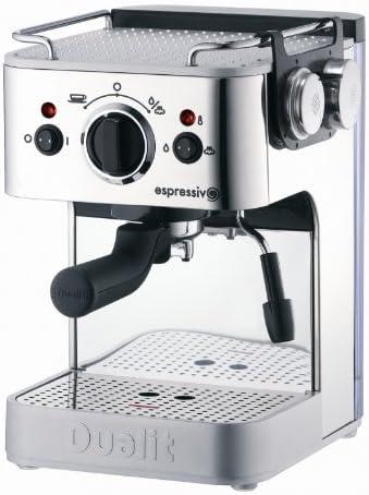 Dualit – 84450 – Cafetera de espresso 15bars 3en1 Compatible ...