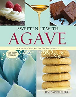 Sweeten Agave Naturally Sugar free Cookbook ebook product image