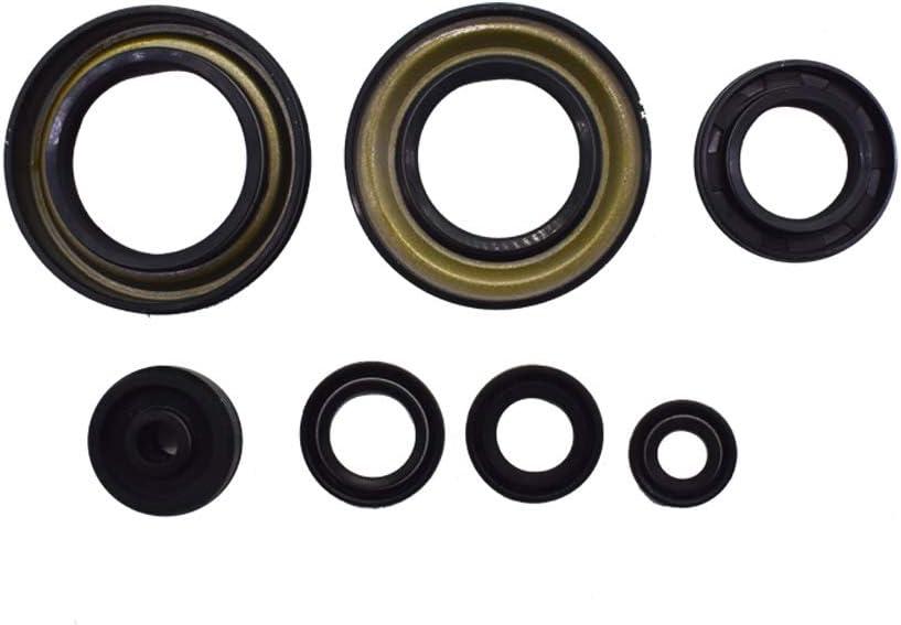 labwork Engine Gasket Set with Oil Seals Kit//Gasket Rebuild Kits Fit for Yamaha Banshee 350 1987-2006 YFZ350