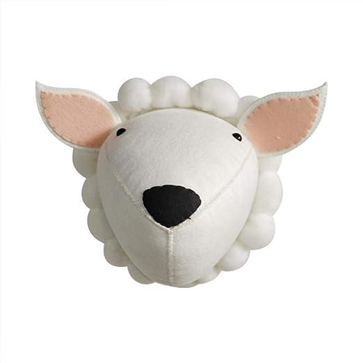 Cabeza de oveja rellena