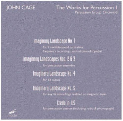 Works for Percussion 1 (Percussion Group)