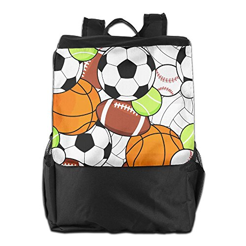 Sports Ball Soccer Basketball Baseball Outdoor&travel&sports Shoulder Bags For Man And Woman