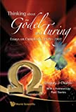 Thinking about Godel and Turing, Gregory J. Chaitin, 9812708952