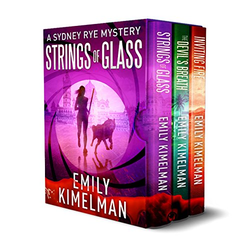 The Sydney Rye Mysteries Box Set by Emily Kimelman ebook deal