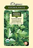 Seeds of Change Certified Organic Italian Flat Leaf Parsley