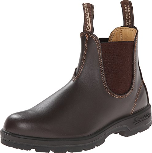 Blundstone Women's Blundstone 550 Rugged Lux Brwn Boot,Walnut, 7 B(M) US Women / 5 D(M) US Men ()