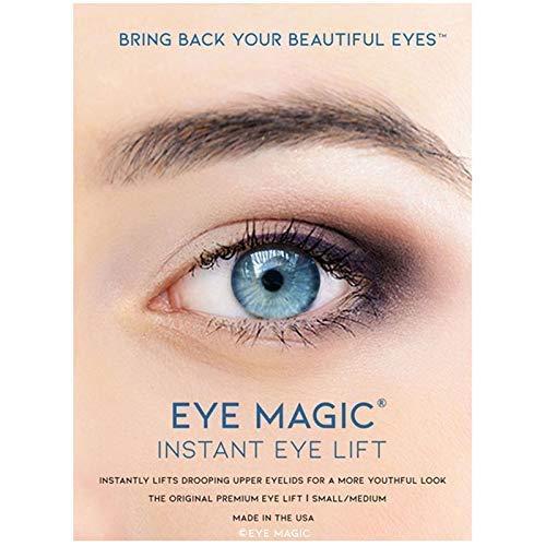 Eye Magic Premium Instant Eye Lift (Small/Medium) (Lift Surgery Eyelid)