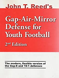 Paperback Gap-Air-Mirror Defense for Youth Football Book