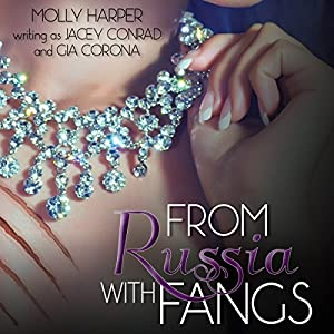 From Russia with Fangs Audiobook