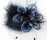 Kathyclassic Women's Fascinators Hat Hair Clip