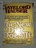 The New Diet Does It, Gayelord Hauser, 0425035670