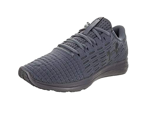 new concept 39a15 caaa4 Under Armour Men's Threadborne Slingflex Sneakers (Deep Blue/Speckle Grey,  10.5 M US)