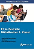 Fit in Deutsch - Diktattrainer 2. Klasse Einzellizenz