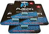 Bluefusion all Natural Male Performance Enhancement Supplement Energy, Stamina and Endurance. (4 Pills)