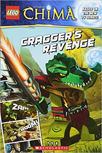 LEGO Legends of Chima: Cragger's Revenge (Comic Reader #2