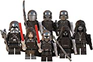 FortGear New Space Warrior Toy Figures Set - Deluxe Action Heroes from Epic Space Saga - Gift for Boys and Gir