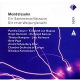 Mendelssohn : Le songe d'une nuit d'été - La première nuit de Walpurgis
