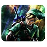1 X Custom Gaming Mouse Pad (220mm*180mm*3mm), The Legend Of Zelda