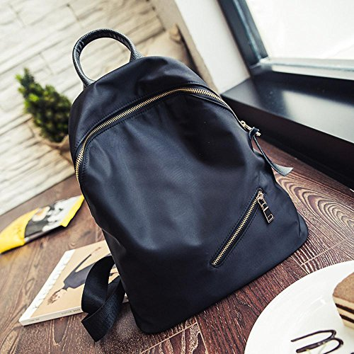 Travel Aoligei Version Korean Of Backpack Bag Women's Canvas Bag Fashion Nylon PxzPWB4wAq