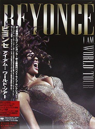 I AM... WORLD TOUR(CD+DVD) (Beyonce I Am Tour)
