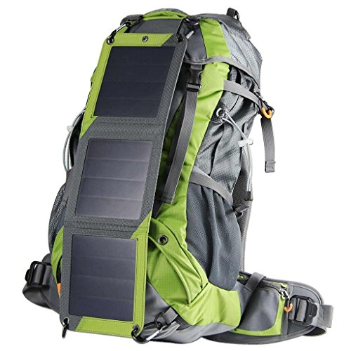 Hiking-Backpack-Removable-Frame-Pack-with-10W-Foldable-Solar-Phone-Charger-10000mAH-Battery-Pack-2L-Water-Bladder-Rain-Cover-for-Camping-Mountaineering-Climbing-Voyage-Outdoor-Sports
