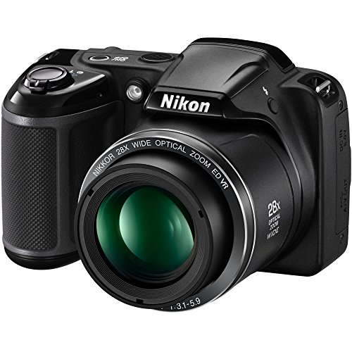 Nikon Coolpix L340 Digital Camera (Renewed)