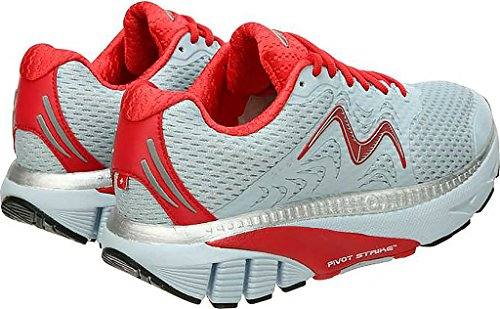 Red Gray M gray 18 red GT Schuhe MBT EqtI7wW