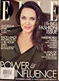 ELLE MAGAZINE UK - SEPTEMBER 2019 - ANGELINA JOLIE