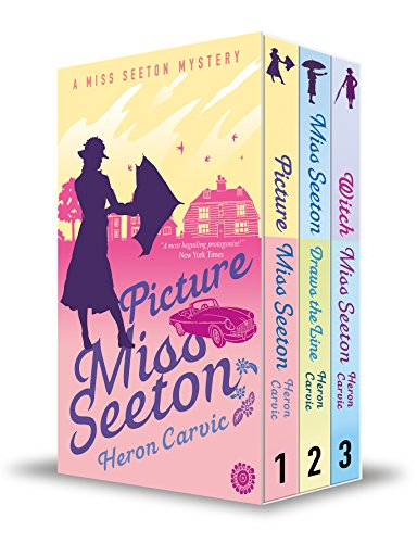 The Miss Seeton Series: Books 1-3 (A Miss Seeton Mystery) by [Carvic, Heron]
