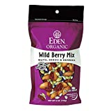 Eden Organic Wild Berry Mix, 4-Ounce Package (Pack of 5)