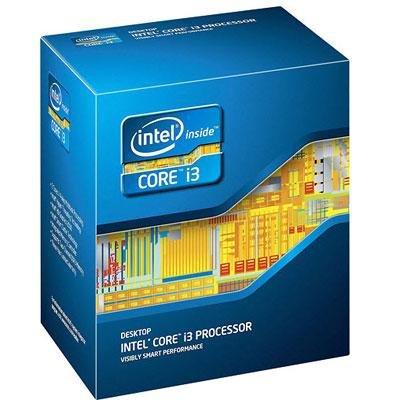 Intel Core i3-2100 Dual-Core Processor 3.1 GHz 3 MB Cache LGA 1155 - BX80623I32100 by Intel