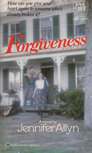 book cover of Forgiveness