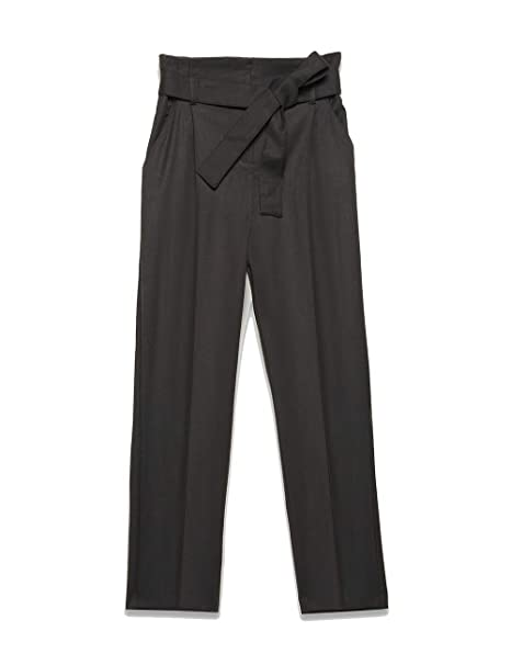 Motivi Damen Hose Grau grau 38  Amazon.de  Bekleidung f7a5dc2001bb