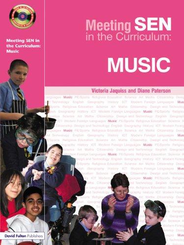 Meeting SEN in the Curriculum: Music Pdf