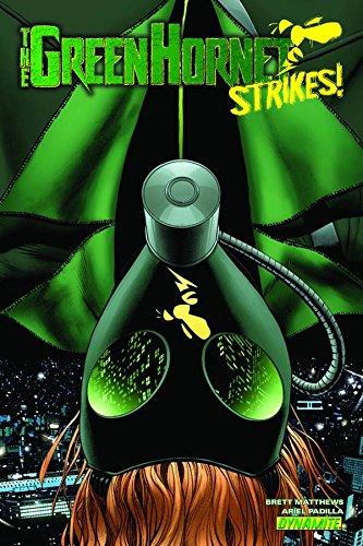 Green Hornet Strikes Volume 1 thumbnail