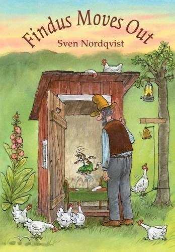 Findus Moves Out (Children's Classics) [Sven Nordqvist] (Tapa Dura)