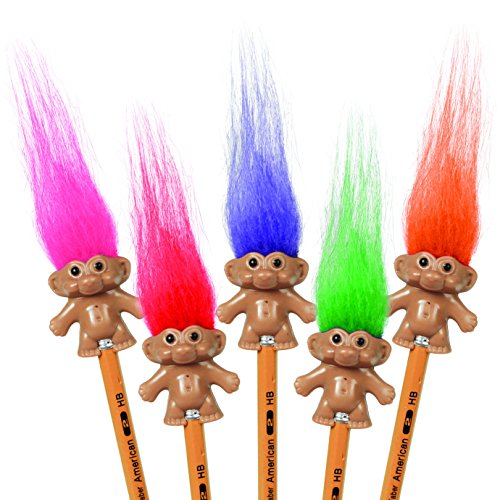 Troll Kins Pencil Tops product image