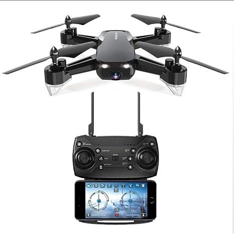 TLgf Drones con cámara para Adultos y niños, 2.4 G avión de Cuatro ...