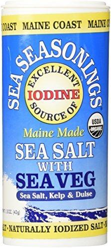 Seasng,Sea Slt W/Sea Veg