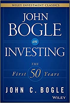image for John Bogle on Investing: The First 50 Years (Wiley Investment Classics)