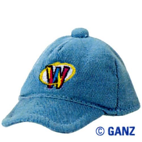 - Webkinz Clothes - Blue Ball Cap